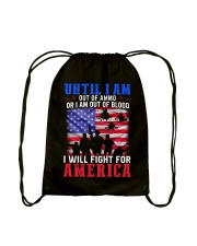 Fight For America Drawstring Bag thumbnail