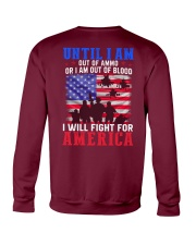 Fight For America Crewneck Sweatshirt tile