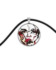 Karina Padilla Cord Circle Necklace thumbnail