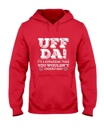 Norwegian Uff Da