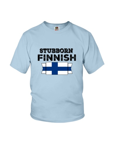 Finnish Stubborn