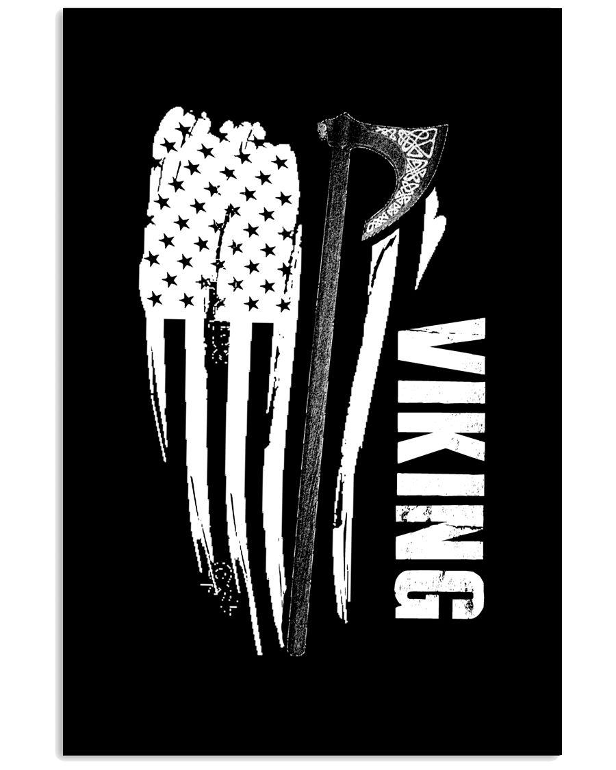 Viking Flag 11x17 Poster
