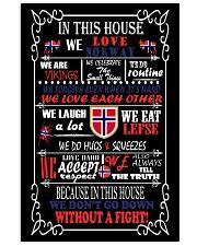 Norwegian House 11x17 Poster front