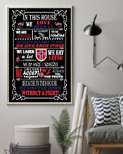 Norwegian House 11x17 Poster lifestyle-poster-1