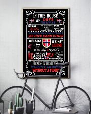 Norwegian House 11x17 Poster lifestyle-poster-7