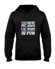 Finnish Fun Hooded Sweatshirt thumbnail