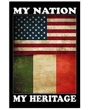 Italian Heritage 11x17 Poster thumbnail