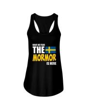 Swedish Mormor Ladies Flowy Tank thumbnail