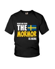 Swedish Mormor Youth T-Shirt thumbnail