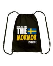 Swedish Mormor Drawstring Bag thumbnail