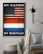 Dutch Nation Heritage 11x17 Poster lifestyle-poster-1