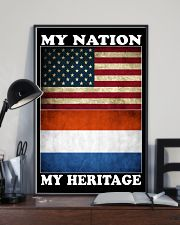 Dutch Nation Heritage 11x17 Poster lifestyle-poster-2