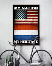 Dutch Nation Heritage 11x17 Poster lifestyle-poster-7