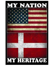 Danish Nation Heritage 11x17 Poster thumbnail