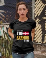 Danish Farmor Is Here Ladies T-Shirt apparel-ladies-t-shirt-lifestyle-03