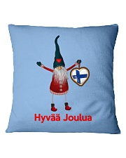 Finnish Christmas 3 Square Pillowcase thumbnail