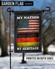 "Germany Heritage 11.5""x17.5"" Garden Flag aos-garden-flag-11-5-x-17-5-lifestyle-front-12"