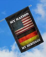 "Germany Heritage 11.5""x17.5"" Garden Flag aos-garden-flag-11-5-x-17-5-lifestyle-front-16"