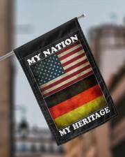 "Germany Heritage 11.5""x17.5"" Garden Flag aos-garden-flag-11-5-x-17-5-lifestyle-front-17"