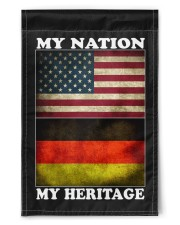 """Germany Heritage 11.5""""x17.5"""" Garden Flag front"""