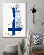 Finland Flag 11x17 Poster lifestyle-poster-1
