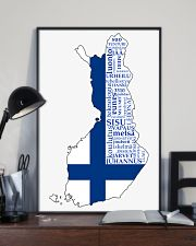 Finland Flag 11x17 Poster lifestyle-poster-2