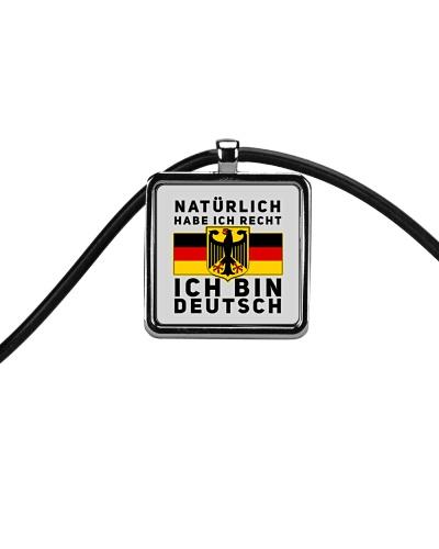 German Ich Bin Deutsch