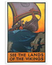 Viking Vintage 11x17 Poster front