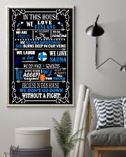 Finland House 11x17 Poster lifestyle-poster-1