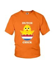 Dutch Chick Youth T-Shirt thumbnail