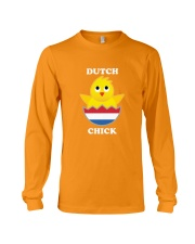 Dutch Chick Long Sleeve Tee thumbnail