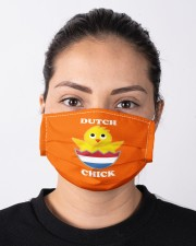 Dutch Chick Cloth face mask aos-face-mask-lifestyle-01