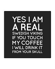 SwedIsh Viking Square Coaster thumbnail