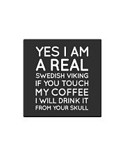 SwedIsh Viking Square Magnet thumbnail