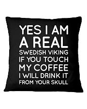 SwedIsh Viking Square Pillowcase thumbnail