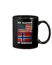 Norwegian Nation Heritage Mug thumbnail