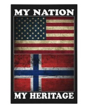 Norwegian Nation Heritage 250 Piece Puzzle (vertical) thumbnail