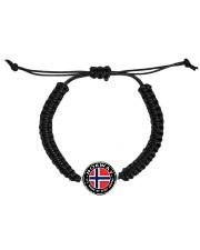 Norwegian Story Cord Circle Bracelet thumbnail