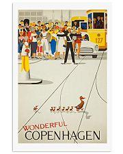 Denmark Copenhagen 11x17 Poster thumbnail