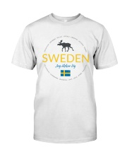 Swedish Town Classic T-Shirt tile