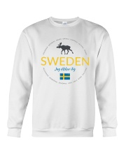 Swedish Town Crewneck Sweatshirt thumbnail