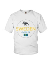 Swedish Town Youth T-Shirt thumbnail