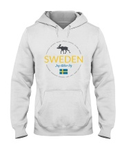 Swedish Town Hooded Sweatshirt thumbnail