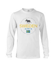 Swedish Town Long Sleeve Tee thumbnail
