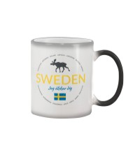 Swedish Town Color Changing Mug thumbnail