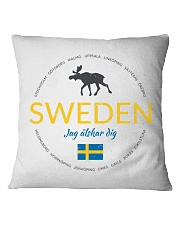 Swedish Town Square Pillowcase thumbnail