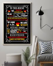 Germany House 11x17 Poster lifestyle-poster-1