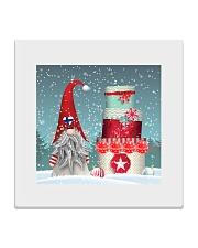Finnish Christmas 2 Square Coaster thumbnail