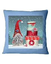 Finnish Christmas 2 Square Pillowcase thumbnail