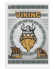 Viking Scandinavian 11x17 Poster front